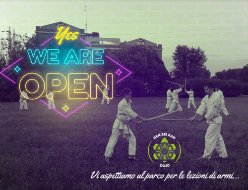 We are back…and we are open!