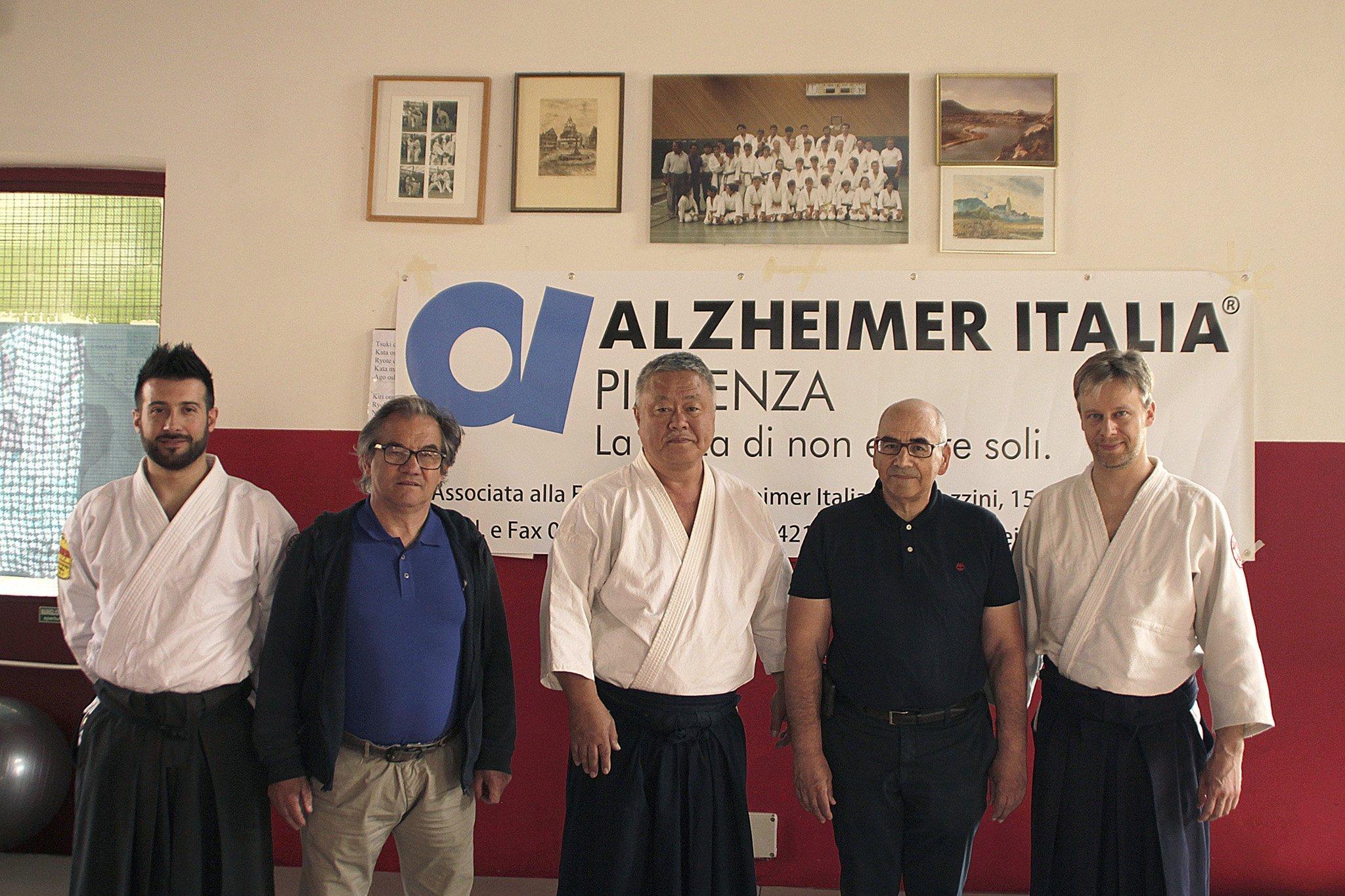 REN SEI KAN DOJO - Aikido Parma - Spring Seminar 2018